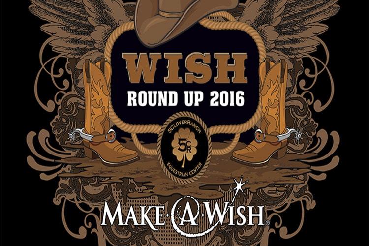Wish Roundup 2016 flyer