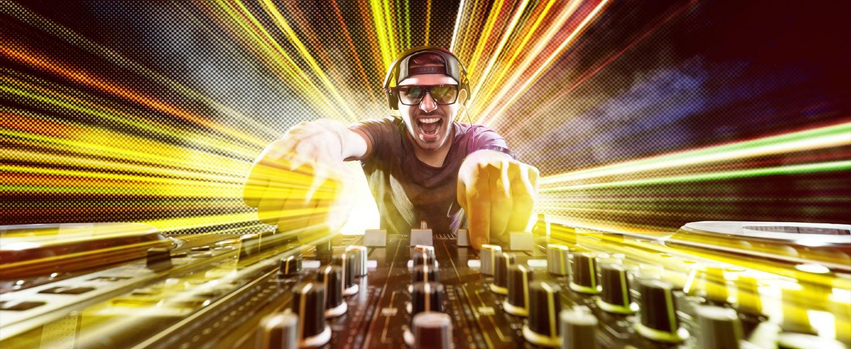 DJ mixing